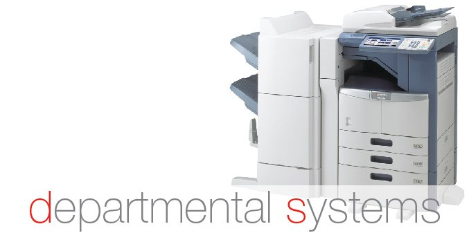 Departmental Systems