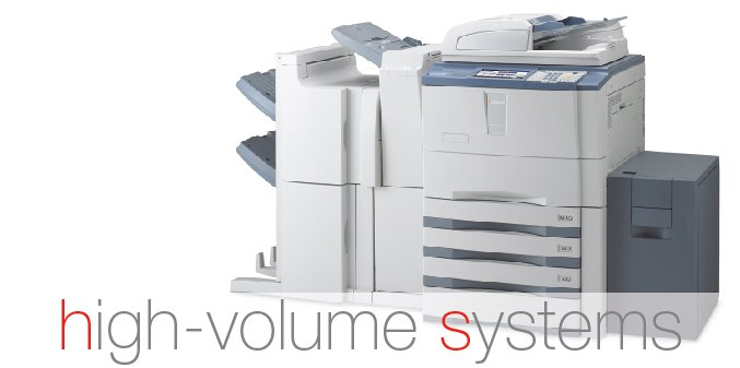 High-Volume Systems